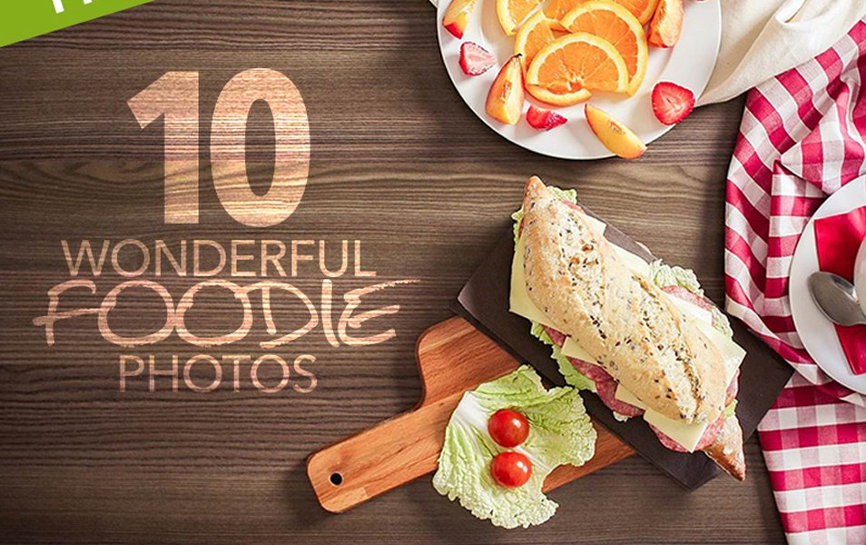 10 Wonderful Foodie Photos
