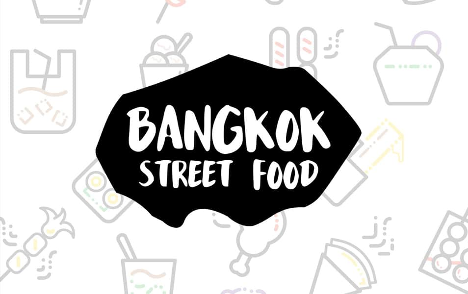 BANGKOK STREET FOOD ICONS