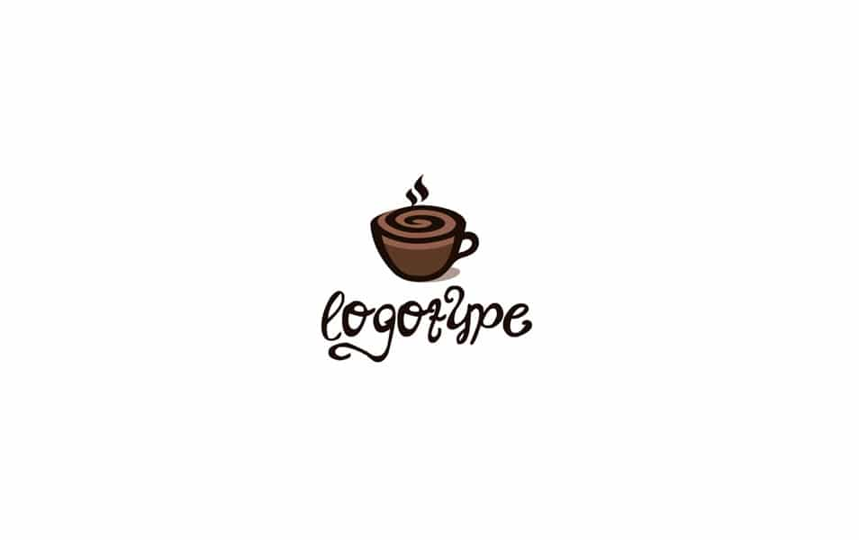 Cafe Logo Design Template