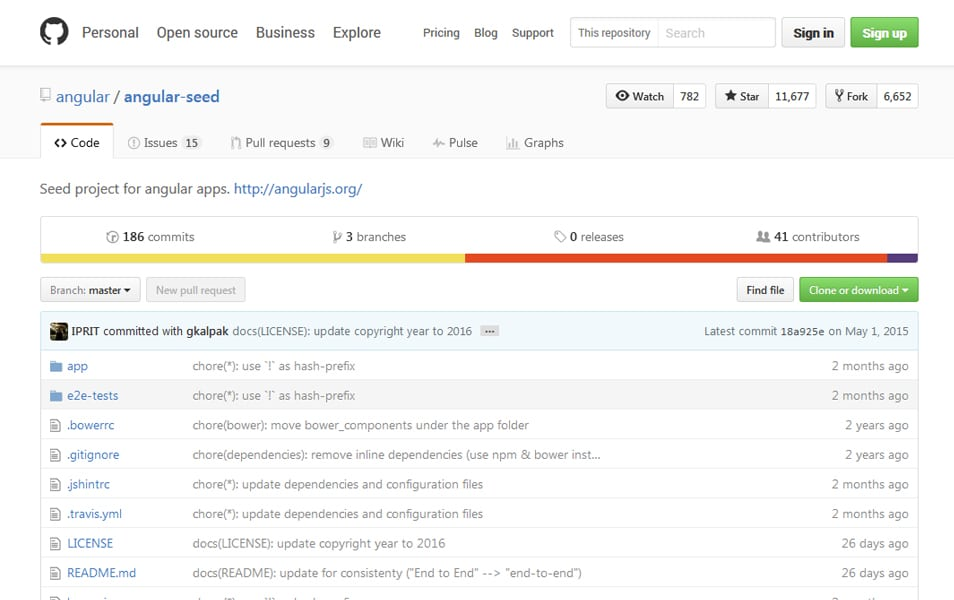 100+ Useful Angular JS Tools For Developers » CSS Author