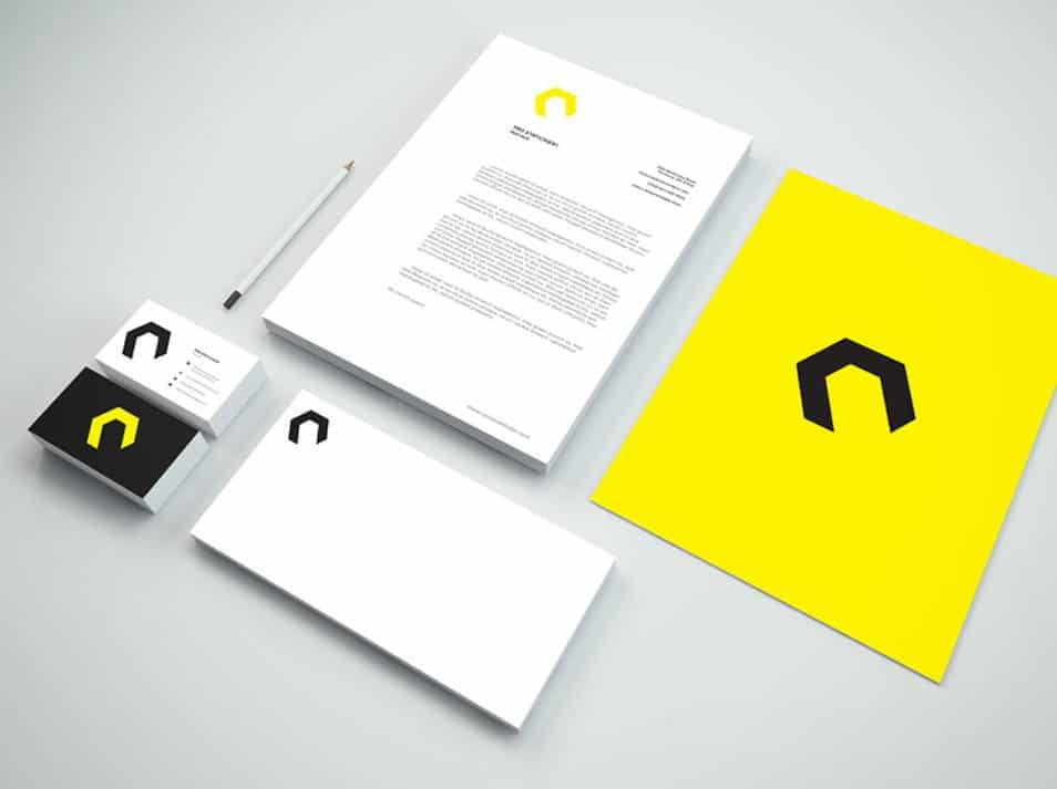 Branding Stationery Mockup Vol.6