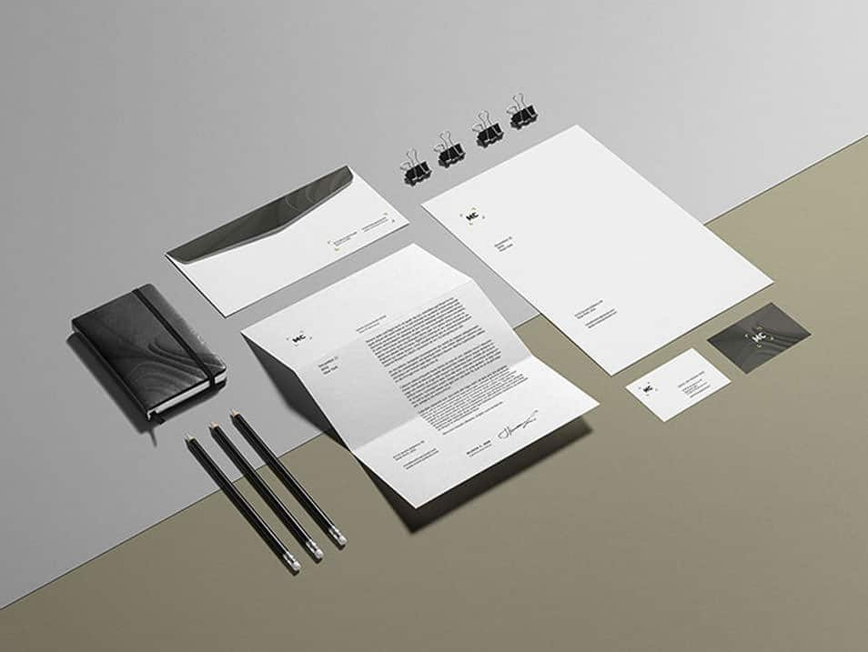 Stationery Mock-Up / Corporate