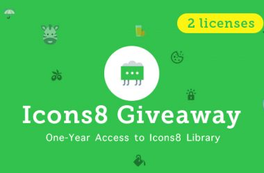 Icon 8 Giveaway