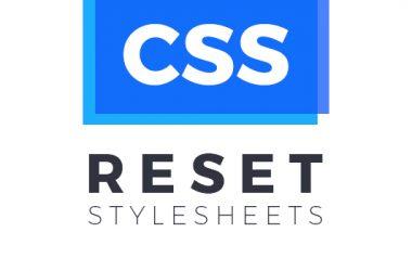 css reset stylesheets