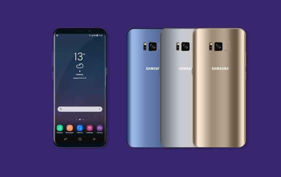 samsung galaxy s8+ gratis