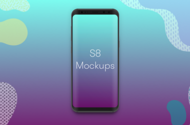 40+ Best Samsung Galaxy S8 Mockup Templates