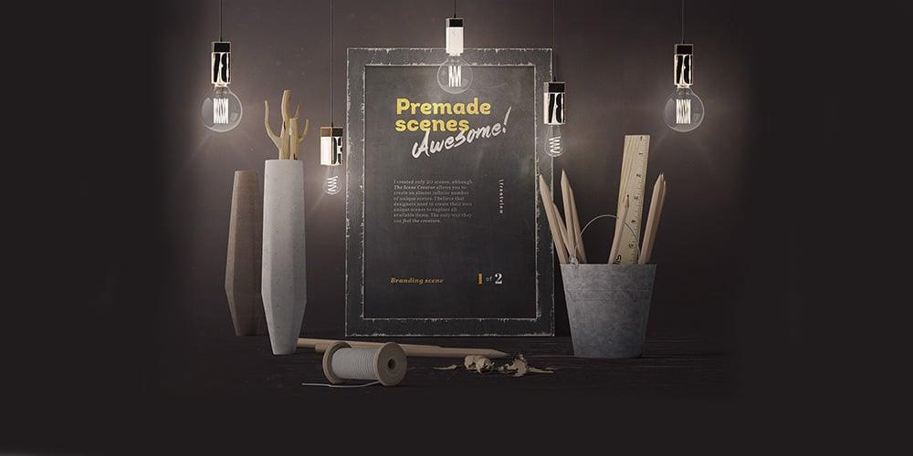 صفحه اصلی گفتگوی پیکرنما صحنه PSD