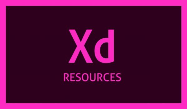 Adobe Xd UI kits and Resources