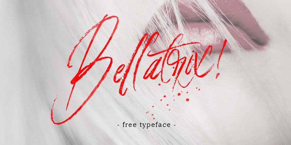 Bellatrix Typeface