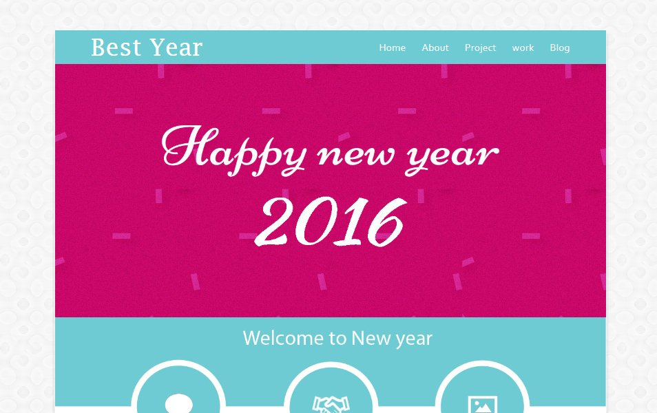 Best year a Newyear Season Newsletter