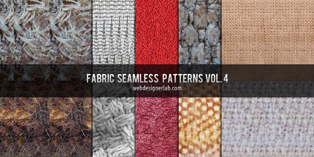 Fabric Seamless Patterns