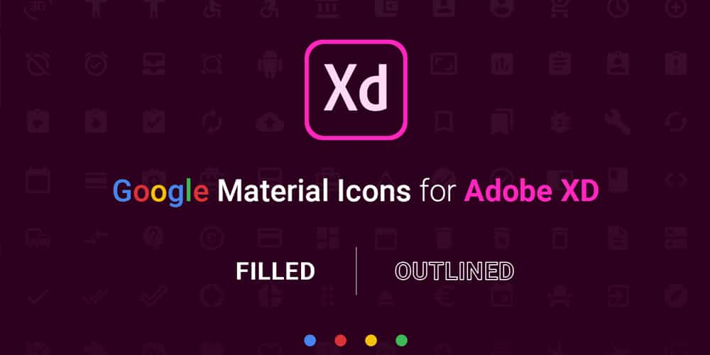 Free Google Material Icons