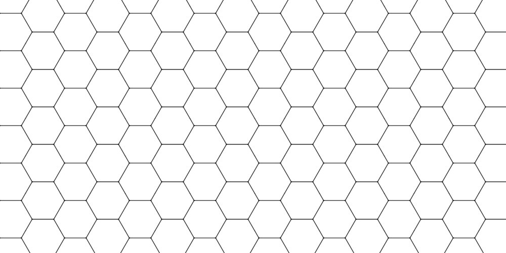 Free Hexagon pattern