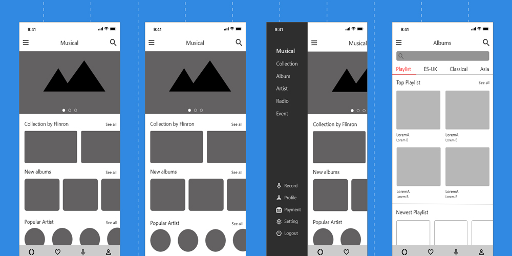 Adobe Xd Wireframe