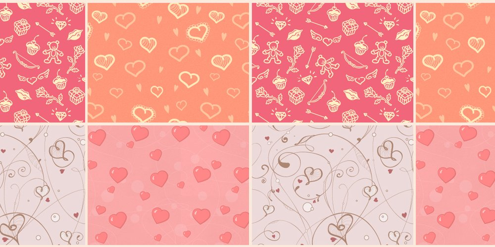 Free St Valentines Day Patterns