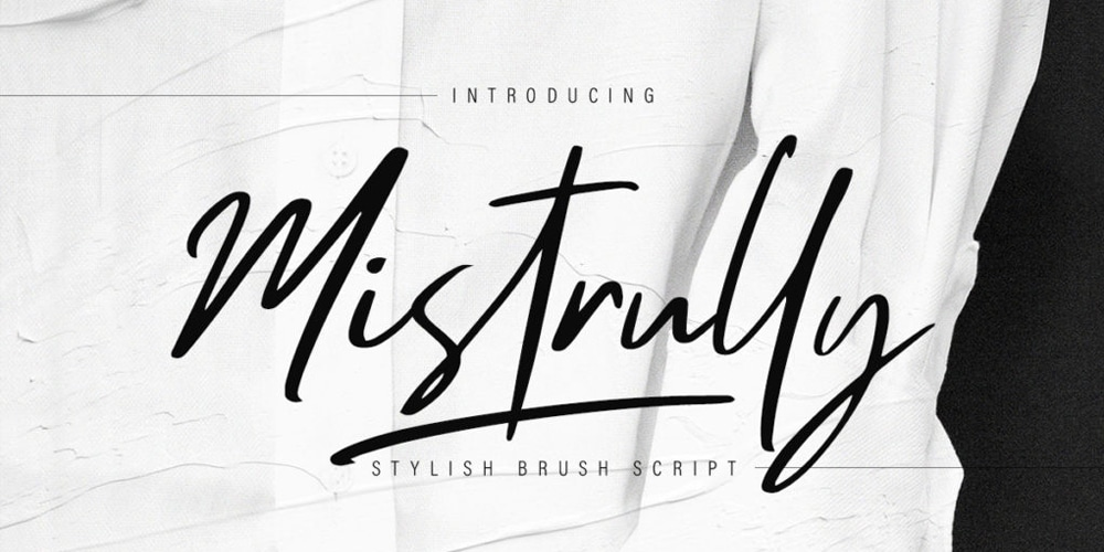 50 + Free Brush Fonts For Designers » CSS Author