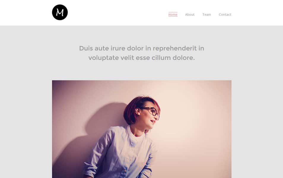 Modus a Fashion Category News Letter Template