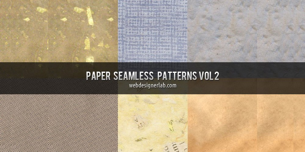 Paper-Seamless-Patterns