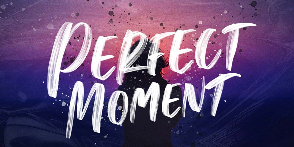 Perfect Moment Font
