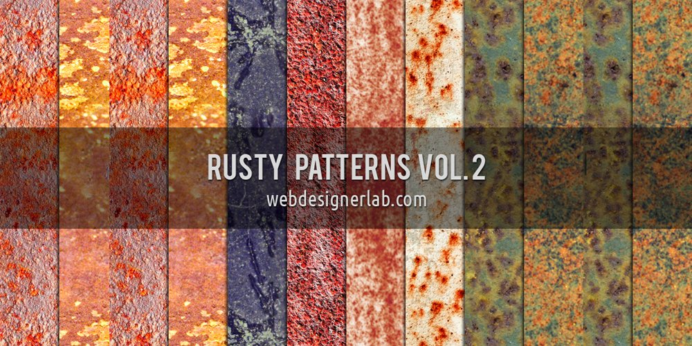 Rusty Patterns