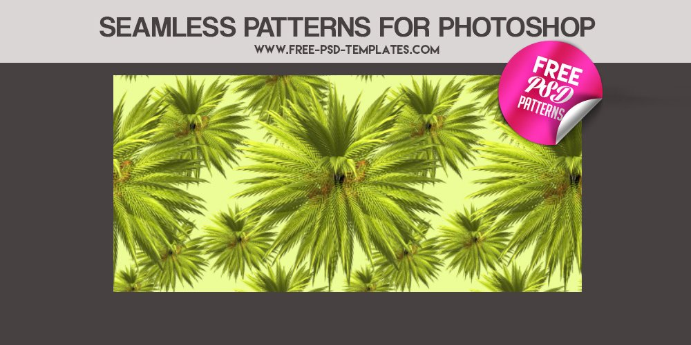 Seamless Patterns for Photoshop