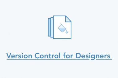 Version Control for Designers