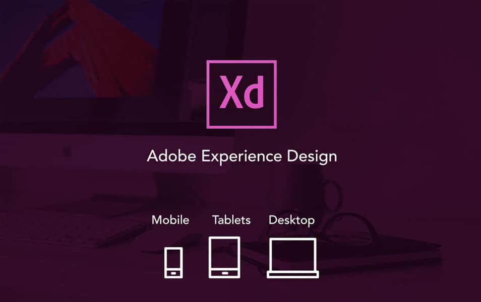 Adobe XD Bootstrap Grid