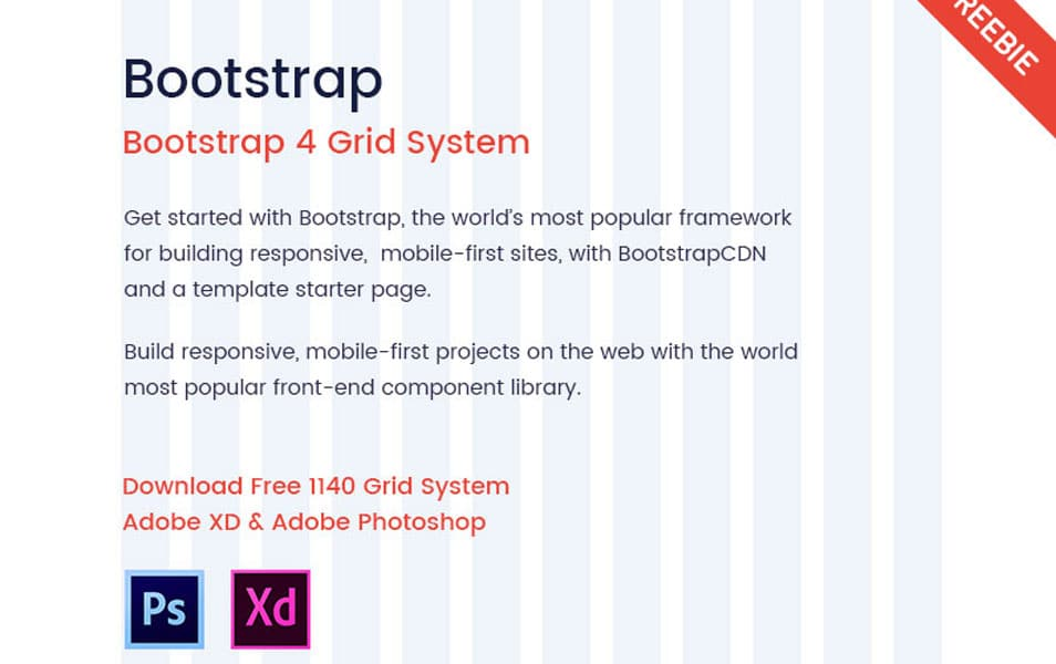 Bootstrap 4 Grid System