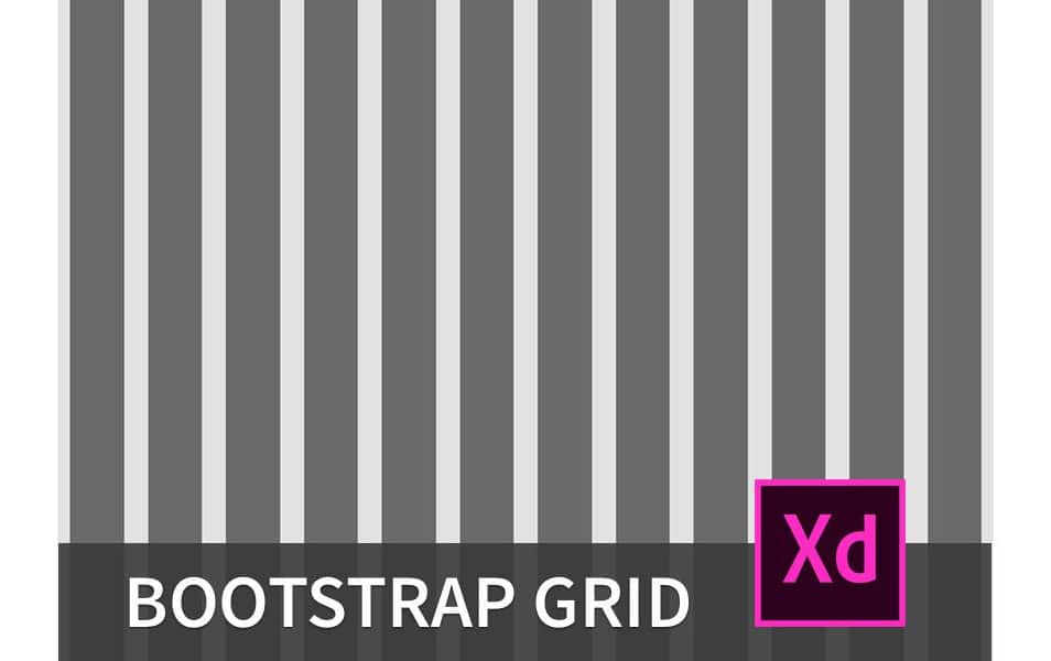 Bootstrap Grid for Adobe XD