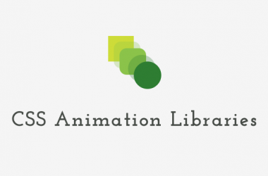 CSS Animation Libraries