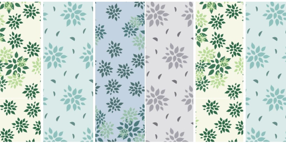 Floral Photoshop Patterns