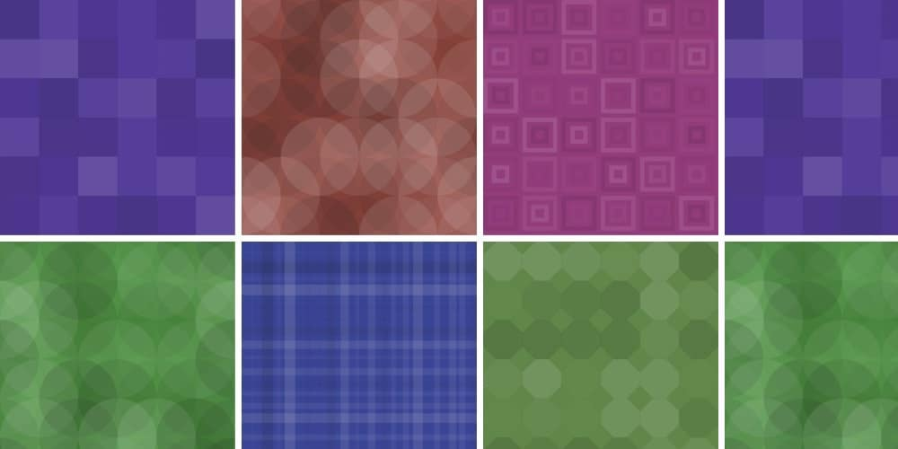 Free Geometric Patterns