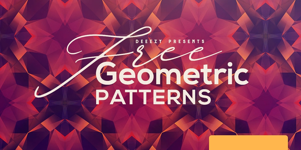 Free Modern Geometric Patterns
