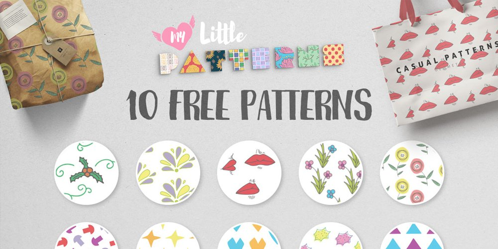 Free-My-Little-Patterns
