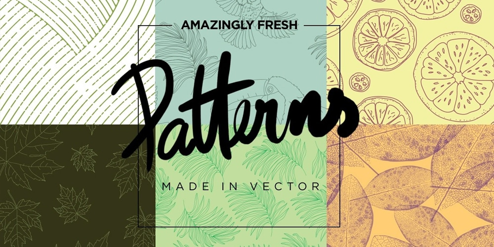 Fresh Vector Patterns
