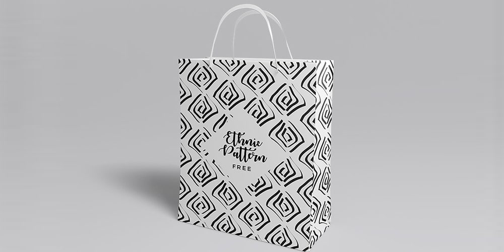 Handmade Ethnic Vector Patterns