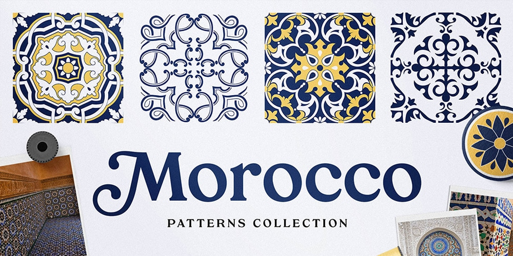 Moroccan Geometric Patterns