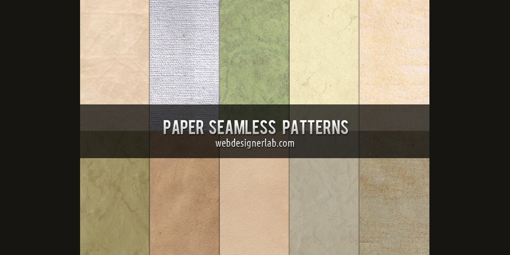 Paper Seamless Patterns