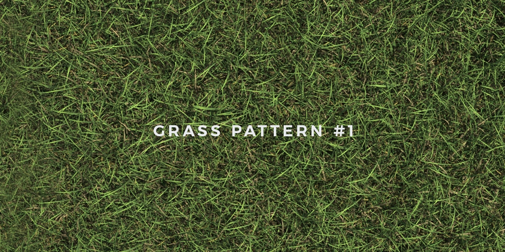 Seamless Grass Patterns