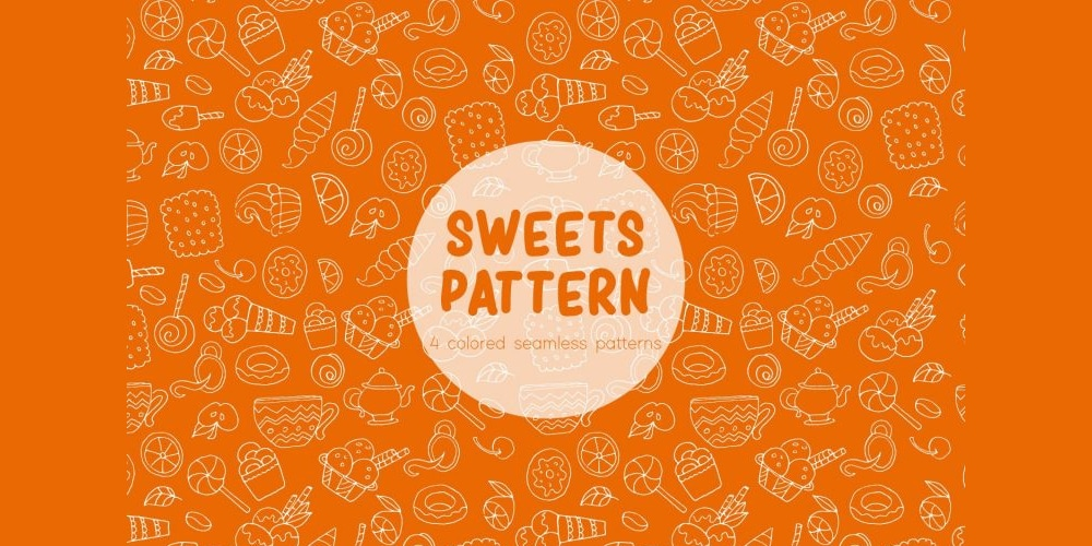 Sweets-Seamless-Pattern