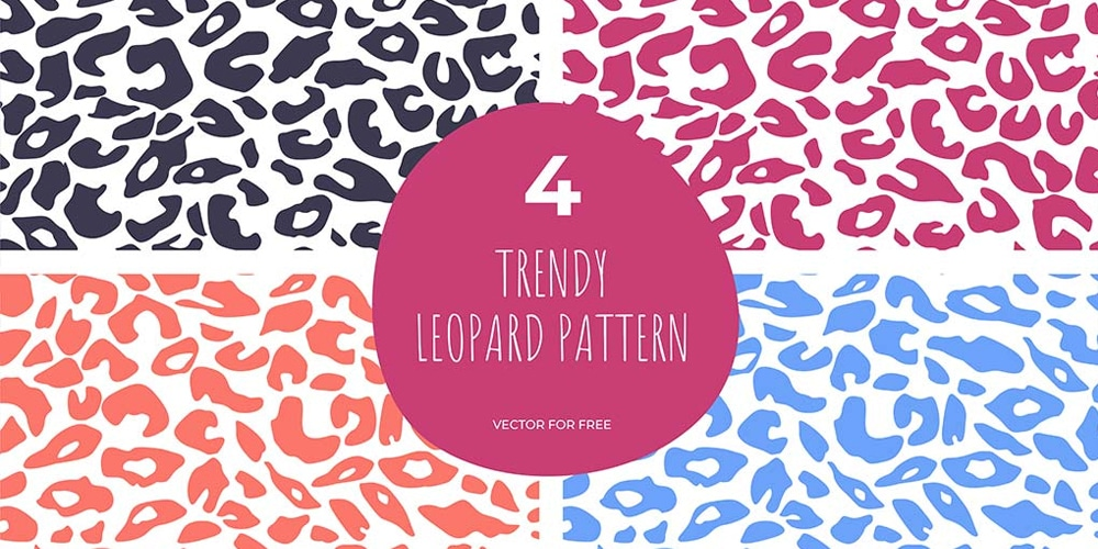 Trendy Leopard Pattern