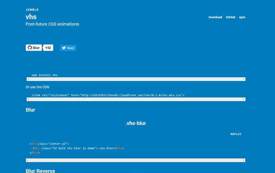 25+ CSS Animation Libraries » CSS Author