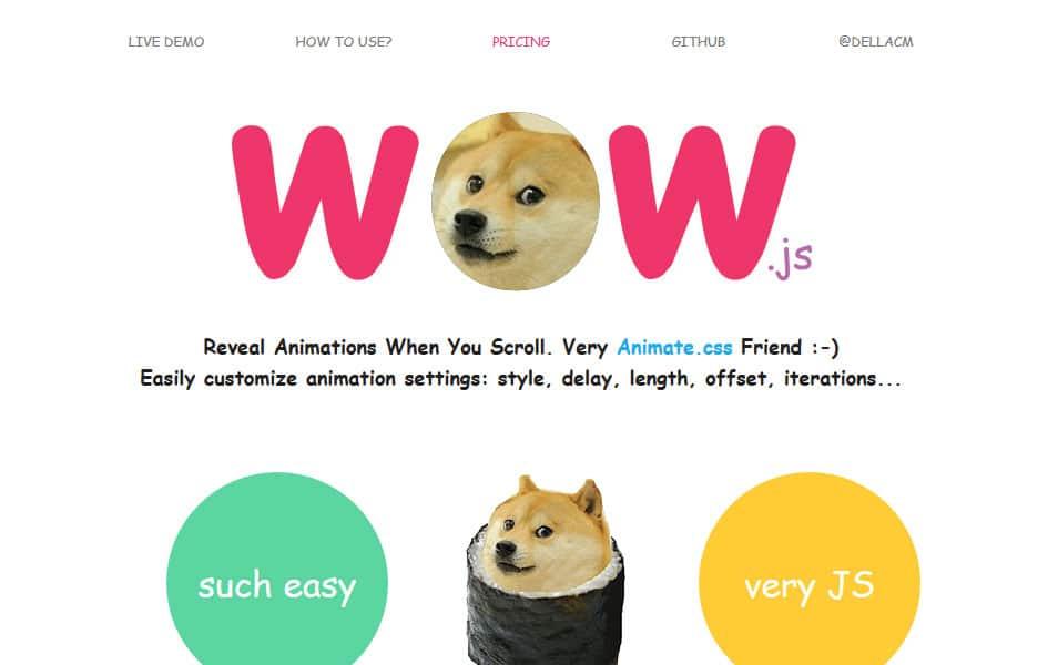 WOW.js