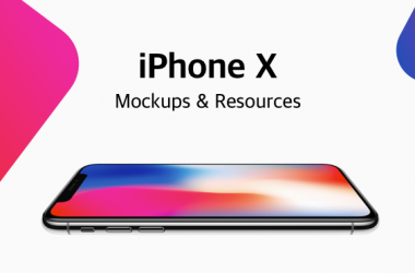 100+ Free iPhone X Mockup Templates & Resources