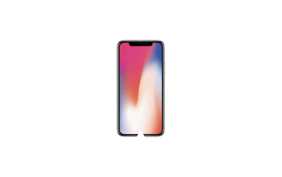 iPhone X Principle Animation