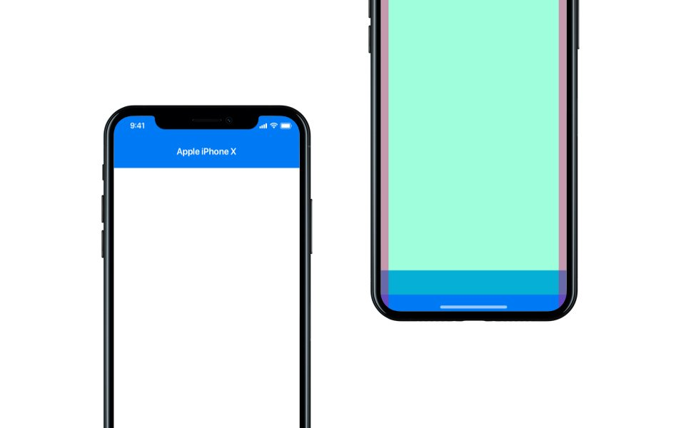 iPhone X - UI Template Freebie