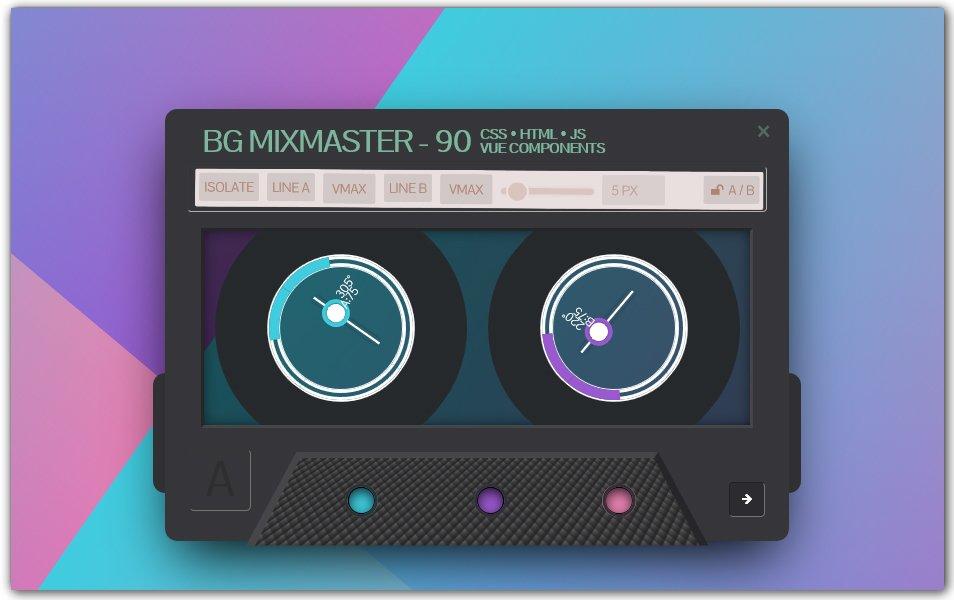 BG MixMaster 90