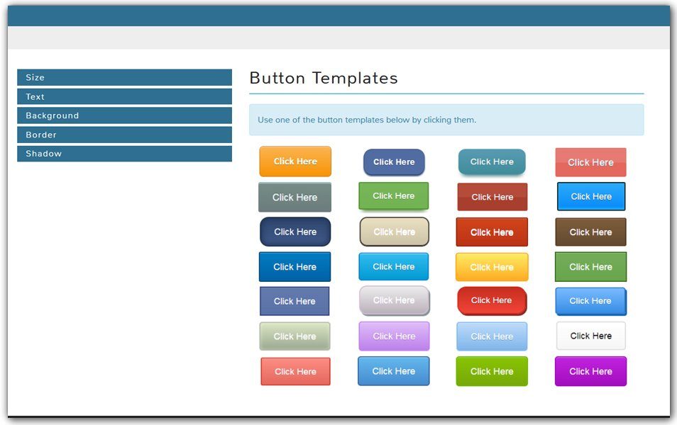 CSS Button Generator | coveloping