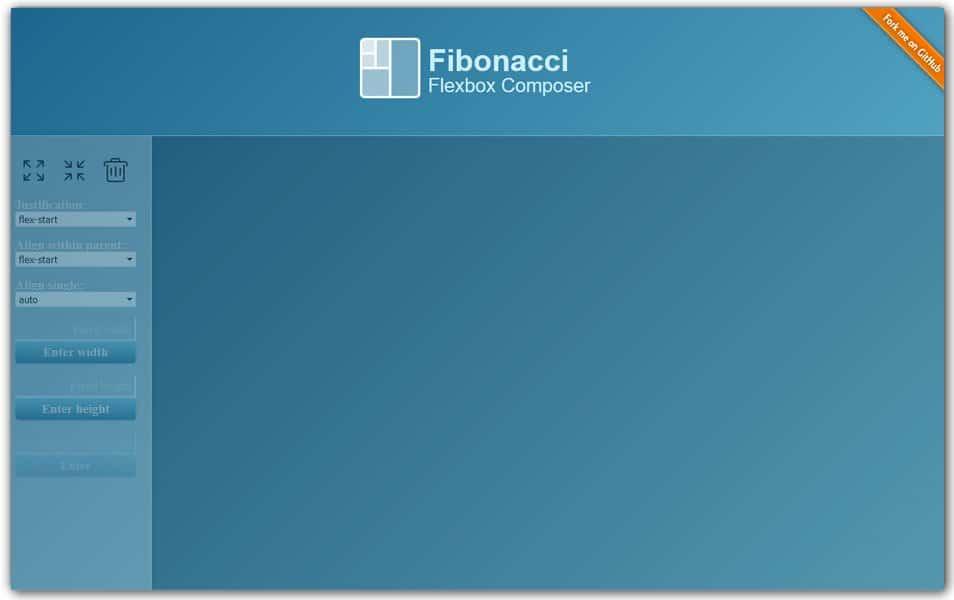 Fibonacci | Flexbox Composer