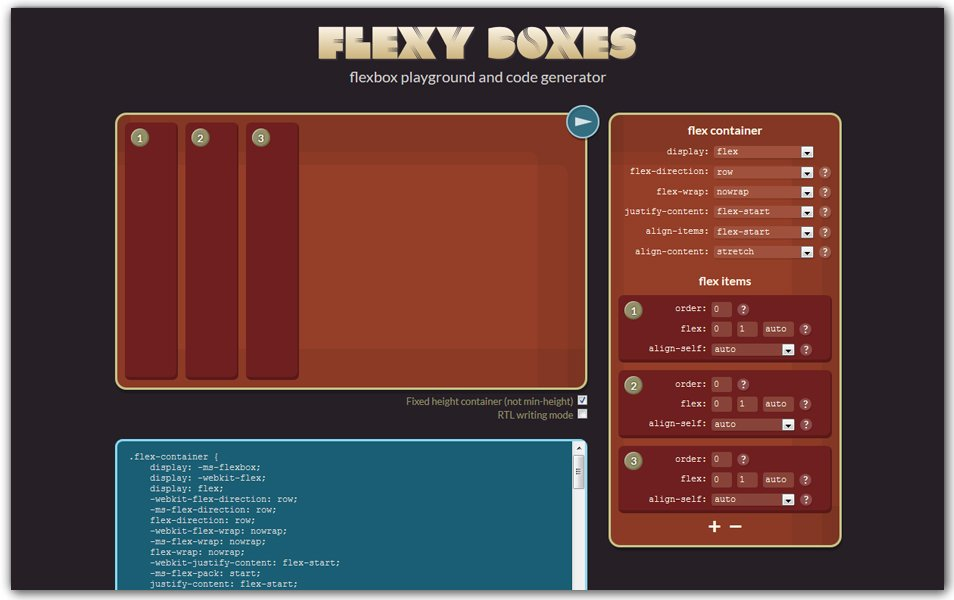 Flexy Boxes